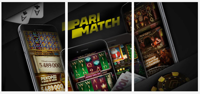 How to download and play the best slots from Pari Match Casino